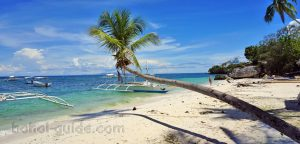 Alona Beach Panglao - West Border