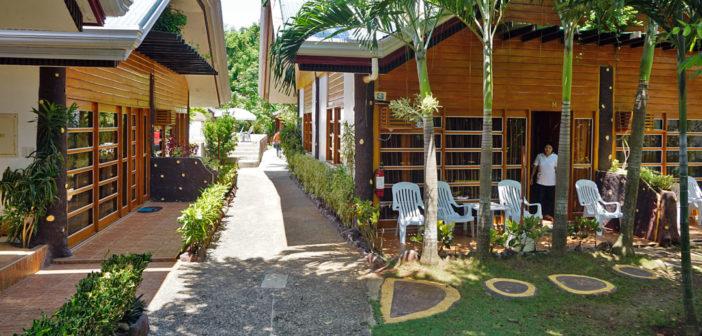 Alona Hidden Dream Resort Rooms