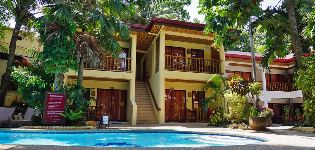 Alona Vida Beach Resort in Panglao