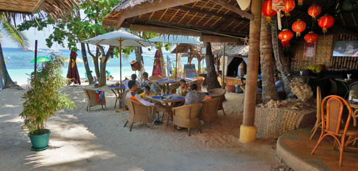 Alona Vida Beach Resort Restaurant