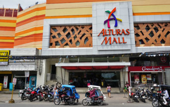 Alturas Mall in Tagbilaran City