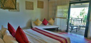 Amun Ini Beach Resort Accommodation