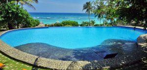 Amun Ini Beach Resort Pool