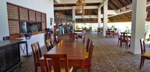 Amun Ini Beach Resort Restaurant