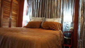 Apartment Bohol Master Bedroom
