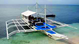 Atlantis Dive Center - Banca Boat