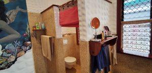 Bathroom Bohol Panglao Bungalow