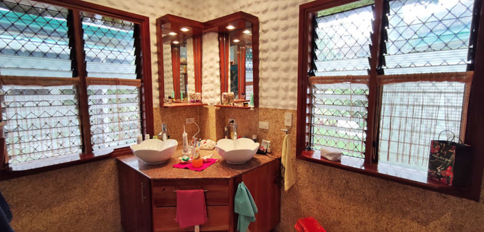 Bathroom Double Vanity