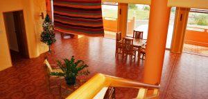 Beach House in Bohol - Livingroom