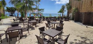Beachfront Tables Alona