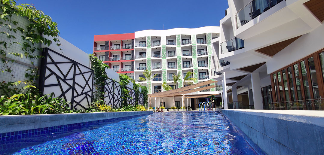 Best Western Ivywall Resort Alona Beach