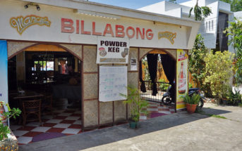 Billabong Resort in Panglao - Philippines