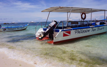 Boats - Philippine Fun Divers