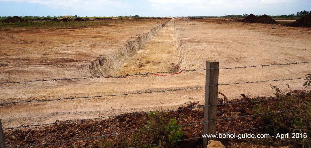 Bohol Airport Runway