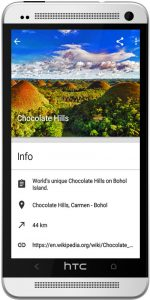 Bohol App Chocolate Hills Guide
