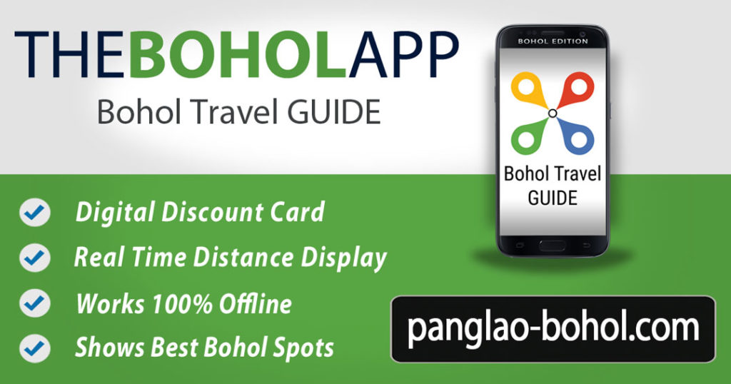 Bohol App Tourist Guide Map