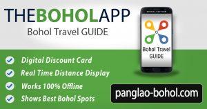 Bohol App Tourist Guide Map