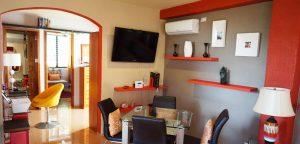 Bohol Condominium Dining Room