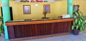 Bohol La Roca Hotel Reception