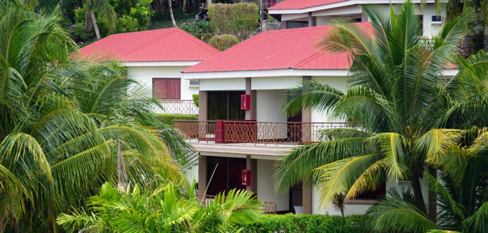 Bohol Plaza Resort Rooms