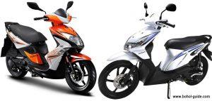 Bohol Scooter Rental Service