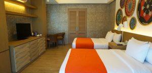 Bohol Shores Resort Room