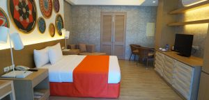 Bohol Shores Resort Villa Room