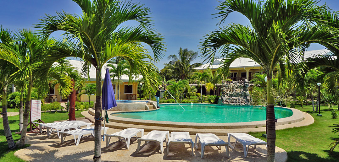 Bohol Sunside Resort - Swimmingpool