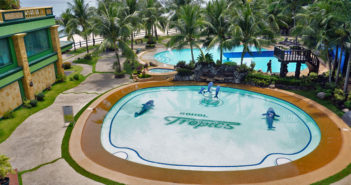 Bohol Tropics Resort - Swimming Pool