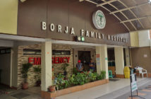 Borja Family Hospital in Tagbilaran - Bohol