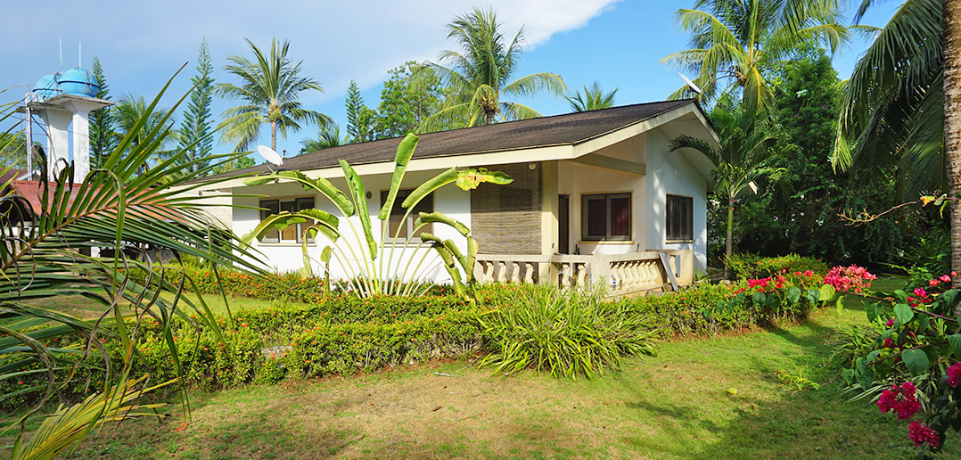 Bungalow For Sale Alona Beach