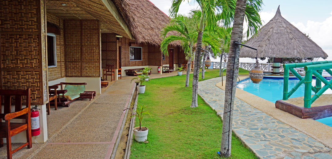 Cliffside Resort Panglao - Rooms