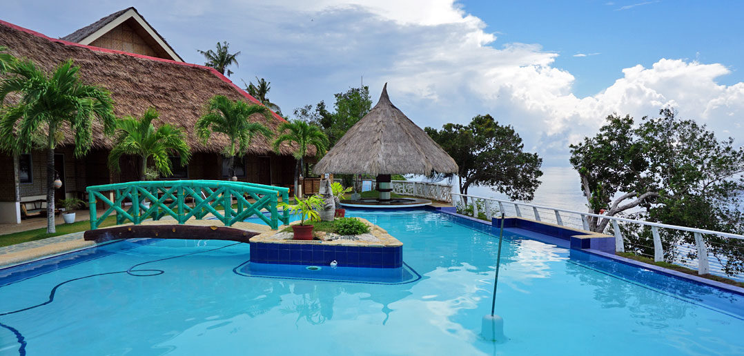 Cliffside Resort Panglao - Swimming Pool