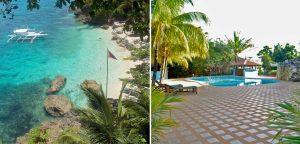 Coco White Beach Resort Bohol Philippines