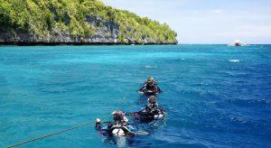 Dive Coco White Beach Anda