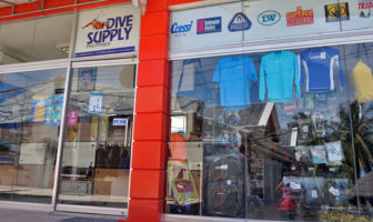 Dive Supply Philippines at Alona Beach