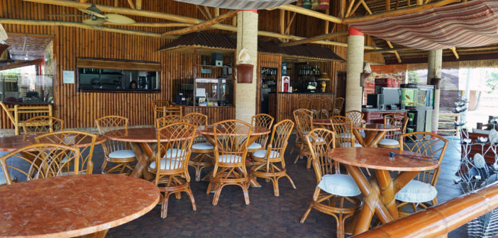 Restaurant in Dream Native Resort - Panglao