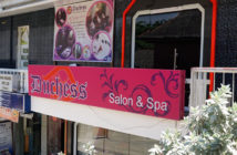 Duchess Ann Salon and Spa at Alona Beach in Panglao