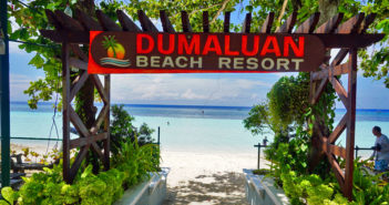 Dumaluan Beach Resort in Panglao - Bohol