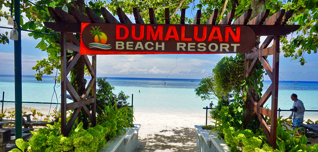 Dumaluan Beach Resort In Panglao
