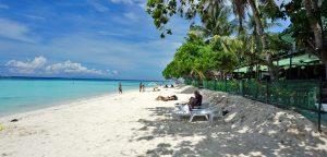Dumaluan Beach Resort in Panglao - Philippines