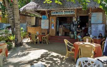 Genesis Divers at Alona Beach