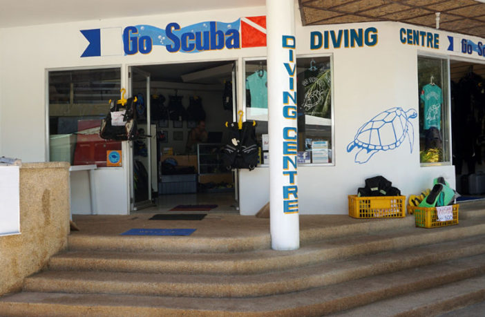 Go Scuba Diving at Alona Beach