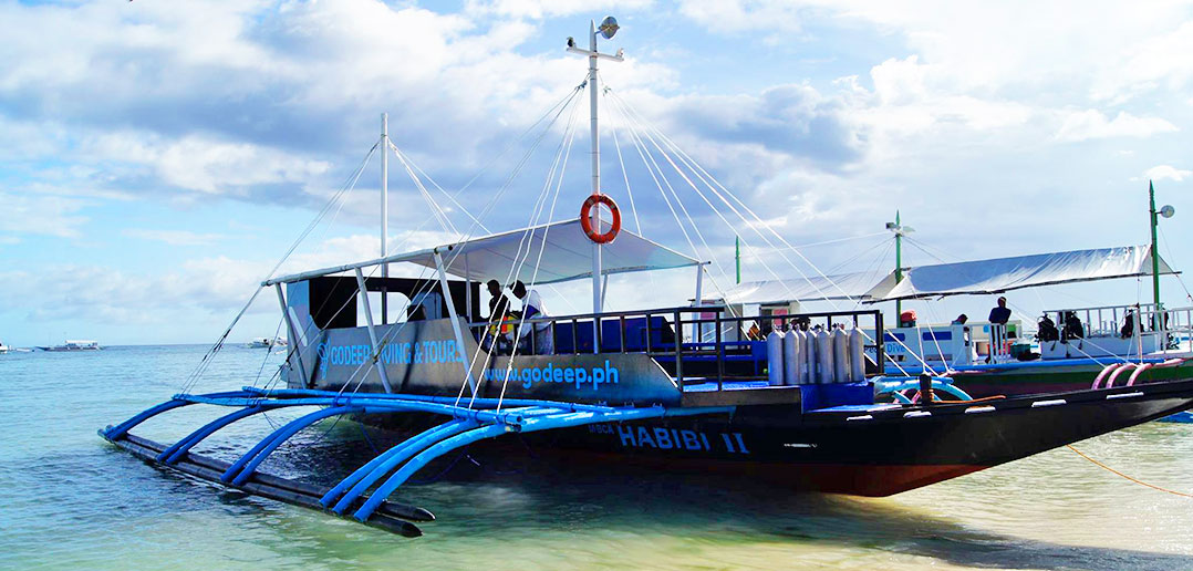Godepp Diving Center Panglao Bohol