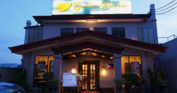 Golden Cowrie Filipino Restaurant Tagbilaran