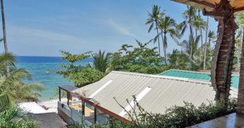 Hayahay Resort Ocean View