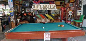 Helmut's Place Billiard Bar at Alona Beach