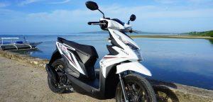 Honda Beat Panglao Bohol Rental