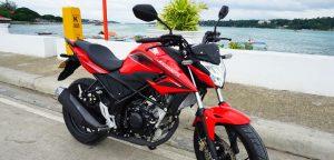 Honda Streetfire Bohol Rental