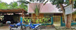 Hope Homes Resort Entrance